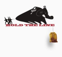 HOLD THE LINE by Alex Preiss