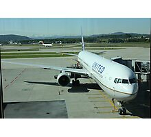 Boeing 767 Photographic Print