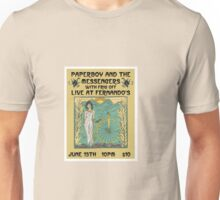 Paperboy and the Messengers Fernando's June 2015 Unisex T-Shirt