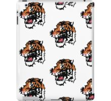 Funny Tiger iPad Case/Skin