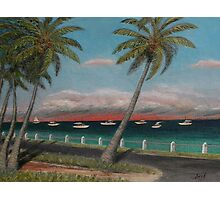 Miami Remembered Photographic Print