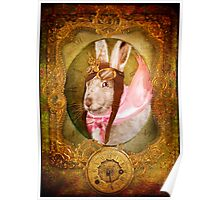 The White Rabbit Poster