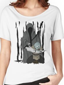jedi and grim Women's Relaxed Fit T-Shirt