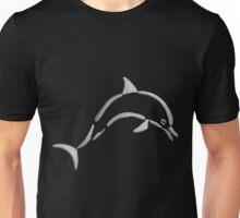 Playful Dolphin Unisex T-Shirt