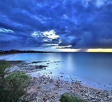 Mindil Beach at Sunset by pixelninja3000