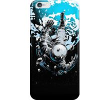 The Lost Astronaut iPhone Case/Skin