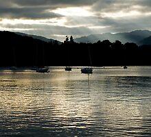 Light breaking - Lake District by starsofglass