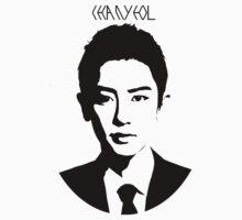 Chanyeol by InsaneAsylum