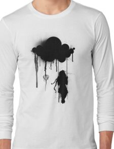 the rain Long Sleeve T-Shirt