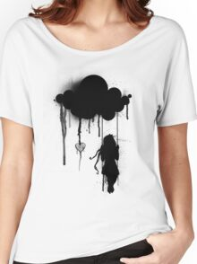 the rain Women's Relaxed Fit T-Shirt