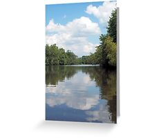Blackstone River Valley  Greeting Card
