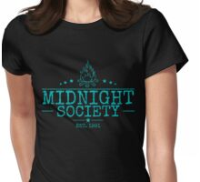 Midnight Society Crew Womens Fitted T-Shirt