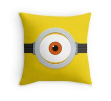 1-Eye Minion Throw Pillow