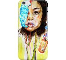 Surrealist Portrait iPhone Case/Skin