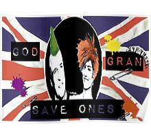 God Save One's Grandma Poster