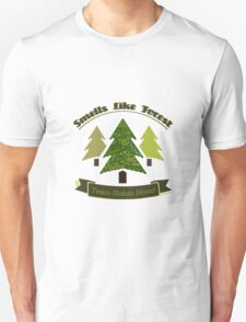 Smells Like Forest - Team Robin Hood Unisex T-Shirt