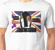 God Save One's Grandma Unisex T-Shirt