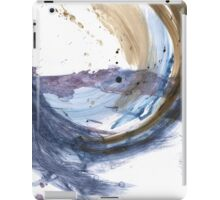 Oil and Water #38 iPad Case/Skin