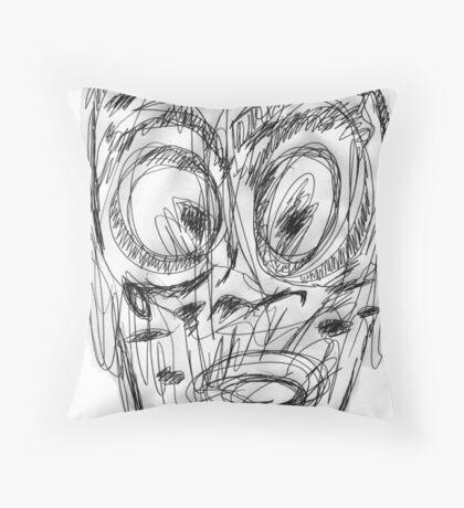 bert Throw Pillow