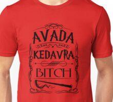 Avada Kedavra Bitch RC Unisex T-Shirt