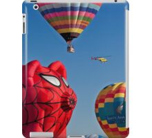 2011 Special Shapes - Spider Pig iPad Case/Skin
