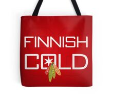Finnish Cold Tote Bag