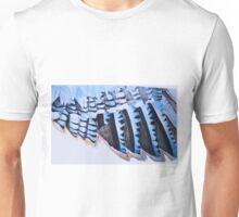 Blue Jay's Wing Unisex T-Shirt