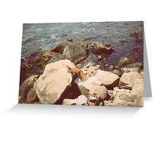 IsolaD'Ischia (anni60) Greeting Card