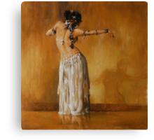 Shadow Dance Canvas Print