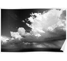storm cloud Poster