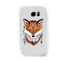 Fox Head Samsung Galaxy Case/Skin