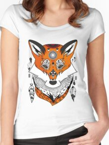 Fox Head Women's Fitted Scoop T-Shirt