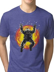 Lost in the space Tri-blend T-Shirt
