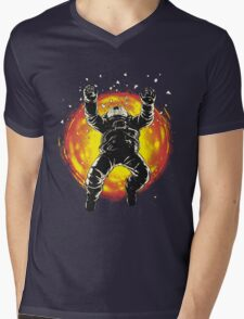 Lost in the space Mens V-Neck T-Shirt