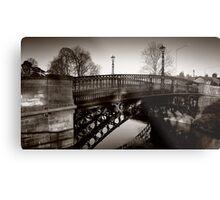 1810 Tickford Bridge - Newport Pagnell Metal Print