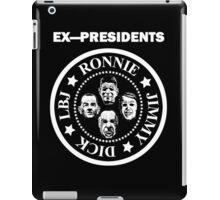 Ex-Presidents iPad Case/Skin