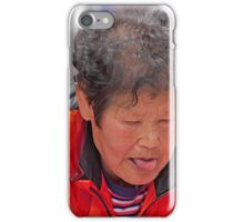 Taste Of The Fishmonger iPhone Case/Skin