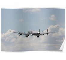 Super Constellation Poster