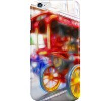 Steam parade iPhone Case/Skin