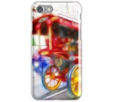 Steam parade iPhone Case/Skin