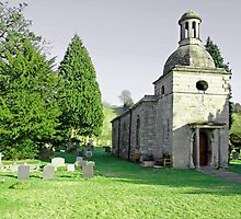 St Mary's Church, Mapleton by Rod Johnson