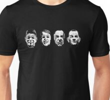 Ex-Presidents Unisex T-Shirt