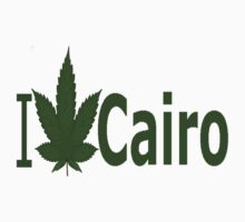 0055 I Love Cairo by Ganjastan
