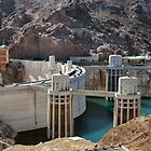 Hoover Dam - Arizona & Nevada by djphoto