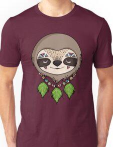 Sloth Head Unisex T-Shirt