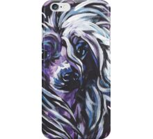 Chinese Crested Dog Bright colorful pop dog art iPhone Case/Skin