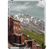 Nature and industry iPad Case/Skin