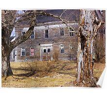 Dead Tree - Dead House Poster