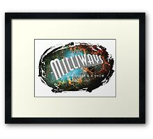 Try the Beef Framed Print