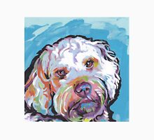 Cockapoo Dog Bright colorful pop dog art Unisex T-Shirt